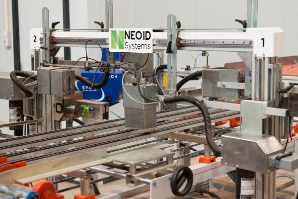 Impresión inkjet alta resolución: Neo 4H Multi-Head