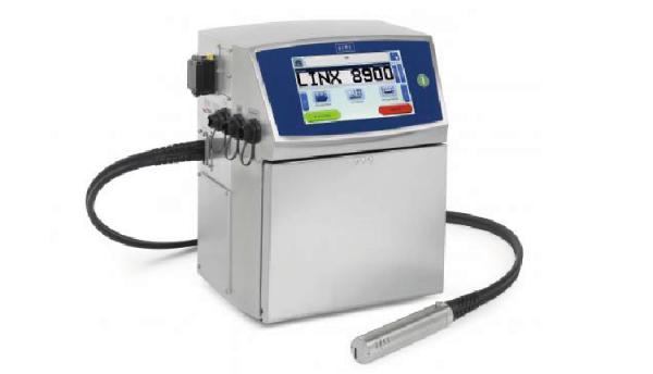 codificación de productos: inkjet pequeño carácter. Neoid Systems. Linx 8900