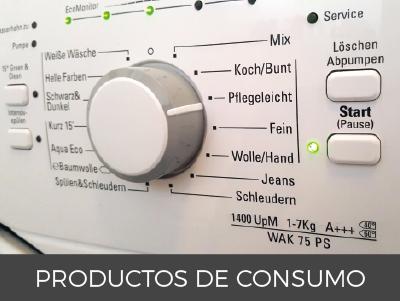 marcaje productos consumo