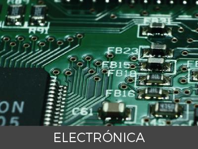 Soluciones de codificación y marcaje: electronica